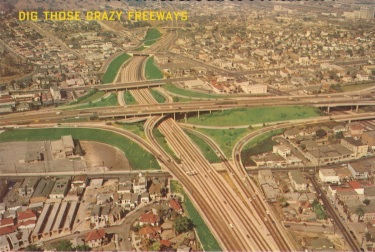 The past and future of freeway landscapes, by Nate Berg