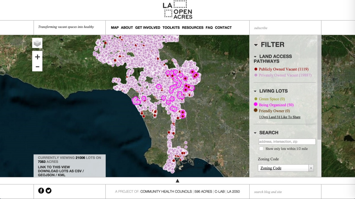 Reprogramming Blank Spaces in the City – Boom California