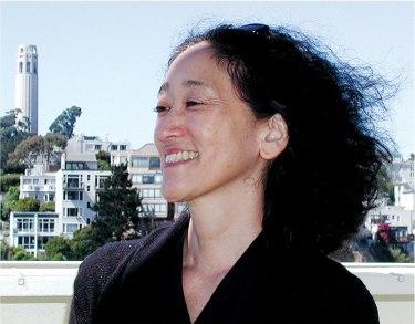 Photograph of Karen Tei Yamashita by Mary Uyematsu Kao.