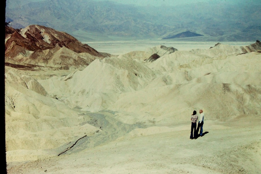 Michel Foucault in Death Valley: An Interview With Simeon Wade