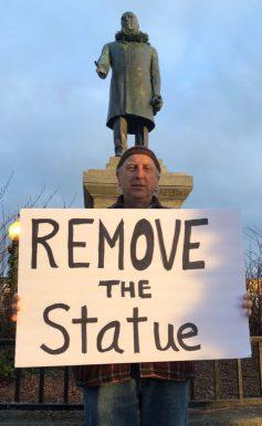 McKinley Statue, Arcata