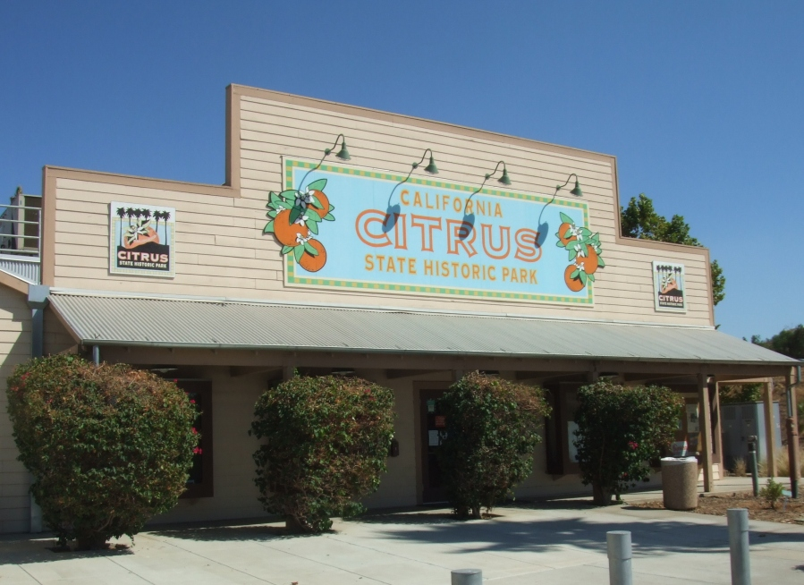 California Citrus State Historic Park Visitor's Center, Riverside